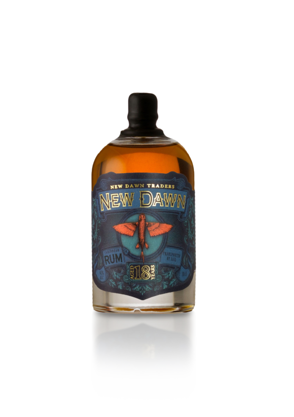 New Dawn Rum 18 yr 10cl
