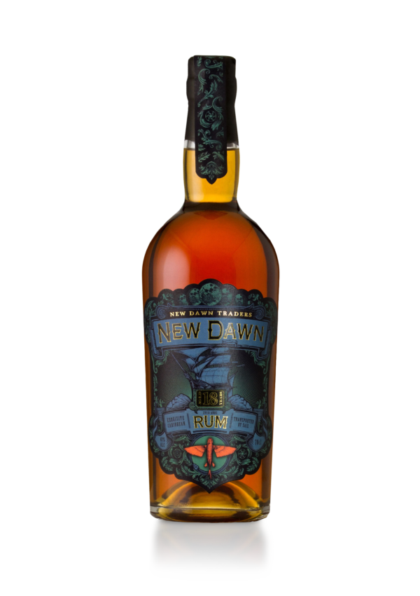 New Dawn Rum 18 yr